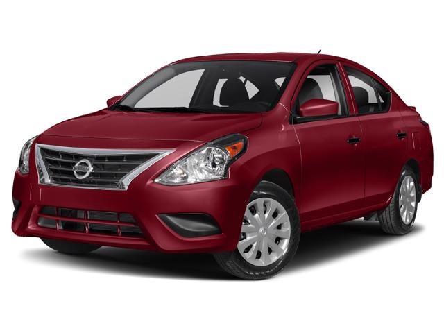2019 Nissan Versa Sedan Sv Birmingham Al Hoover Alabaster Prattville Alabama 3n1cn7ap6kl829134