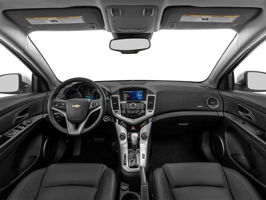 2016 Chevrolet Cruze Limited Lt In Birmingham Al Mckinnon Nissan