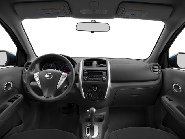 2017 Nissan Versa Sedan Sv In Birmingham Al Mckinnon
